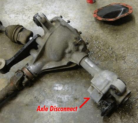 2000 ford ranger engine diagram 2016 klr 650 wiring 4 front axle 1998 2011 the station dana 35 sla vs explorer