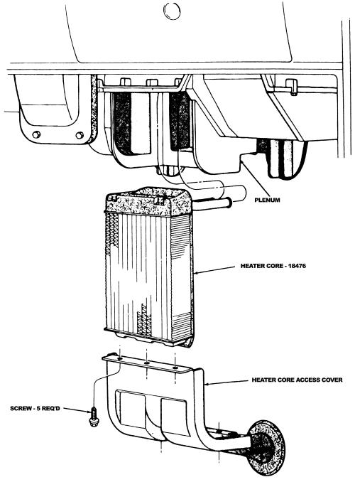 1999 Gmc Suburban Wiring Diagram Ford Ranger Heater Core Replacement
