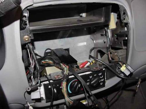 Ford Ranger Radio Wiring Diagram Wiring Harness Wiring Diagram