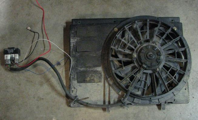 Wiring Diagram 1990 Volvo Wagon Volvo Electric Cooling Fan