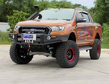2016 Ford Ranger Wildtrak T6 4-Inch Lift