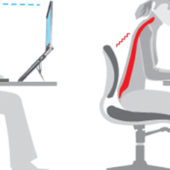 Ergonomic Workstation Diagram Danfoss Motor Starter Wiring Archives Theranow Setting Up Your Workspace For The It Professionals