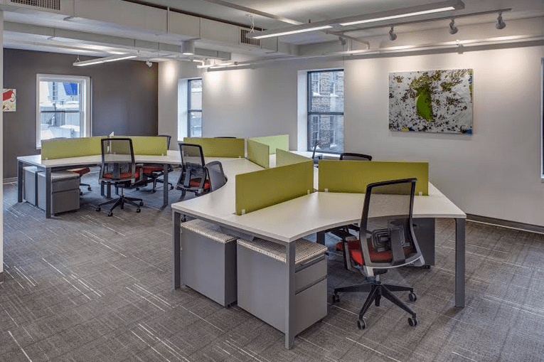 Blue 35 creates high tech office conference spaces for rent  The Rapidian