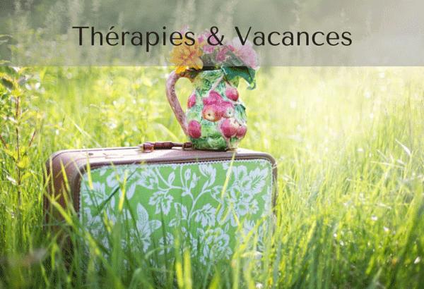 Thérapies et vacances