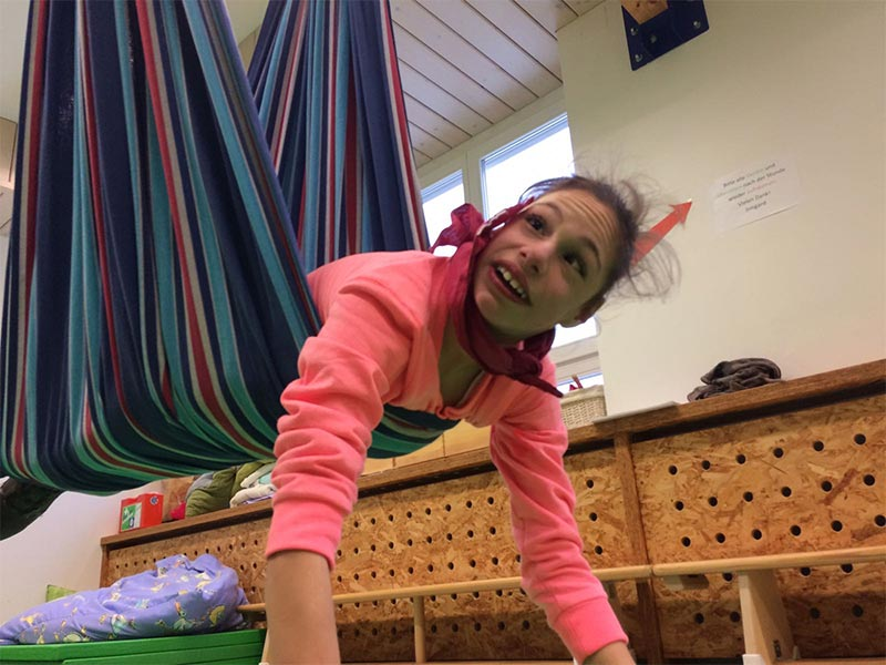 Ergotherapie für Kinder in Tirol bei Schritt für Schritt