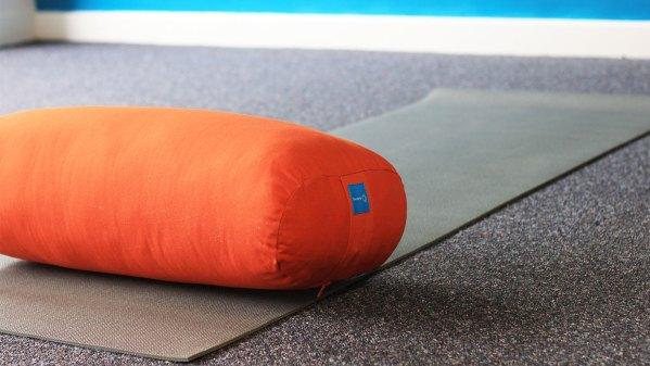Bolster Yoga Cushion