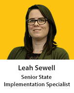 Meet Leah Sewell, Senior Training and Implementation Specialist