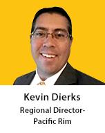 Meet Kevin Dierks, Therap Regional Director- Pacific Rim