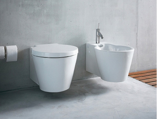 DURAVIT Starck 1 Asse coprisedile  Therapy 4 Home