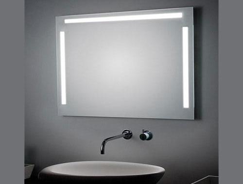 KOHINOOR LED Tre Luci Specchio illuminazione laterale e