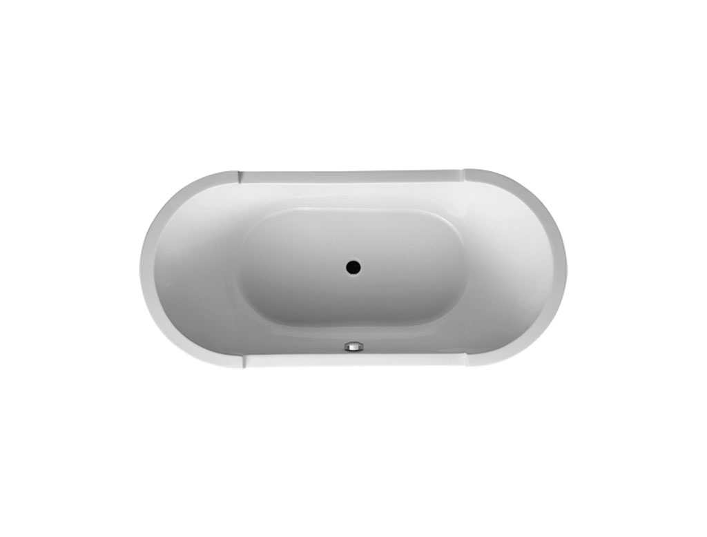 DURAVIT Starck Vasca ovale freestanding L190  Therapy 4 Home