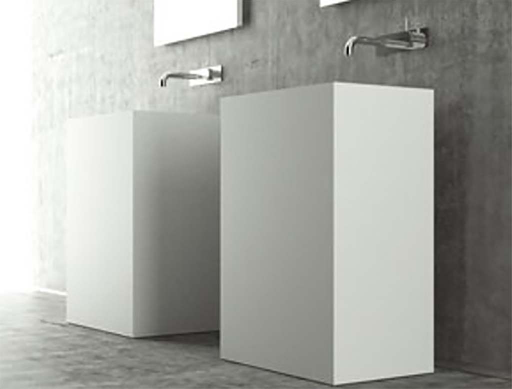 MOMA DESIGN Tower Cube Lavabo freestanding  Therapy 4 Home
