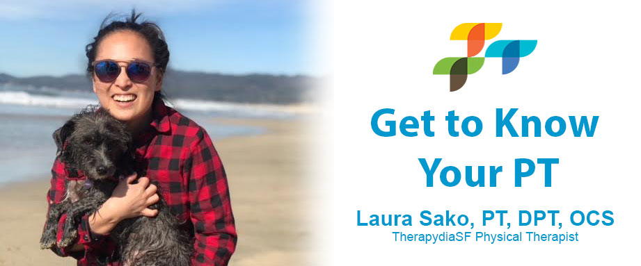 San Francisco Physical Therapy Laura Sako