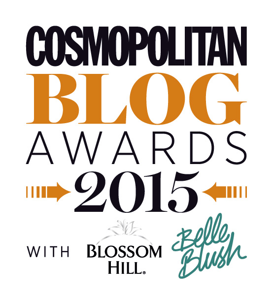 Cosmopolitan 2015 Blog Awards