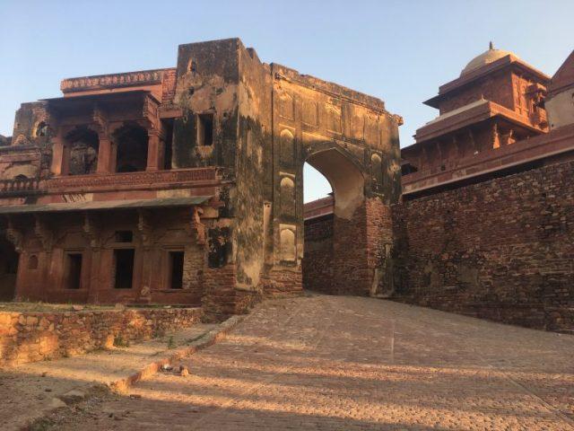 Fatephur Sikri, near Agra