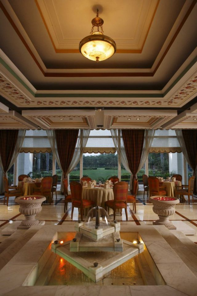 Paatra Indian fine dining at Japypee Palace, Agra