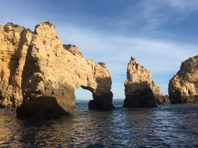Ponta da Piedade, Lagos, Algarve, Portuga