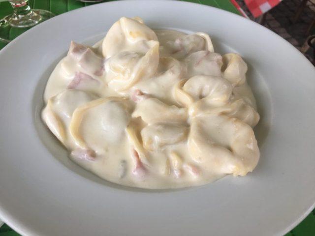 Tortelloni four cheese