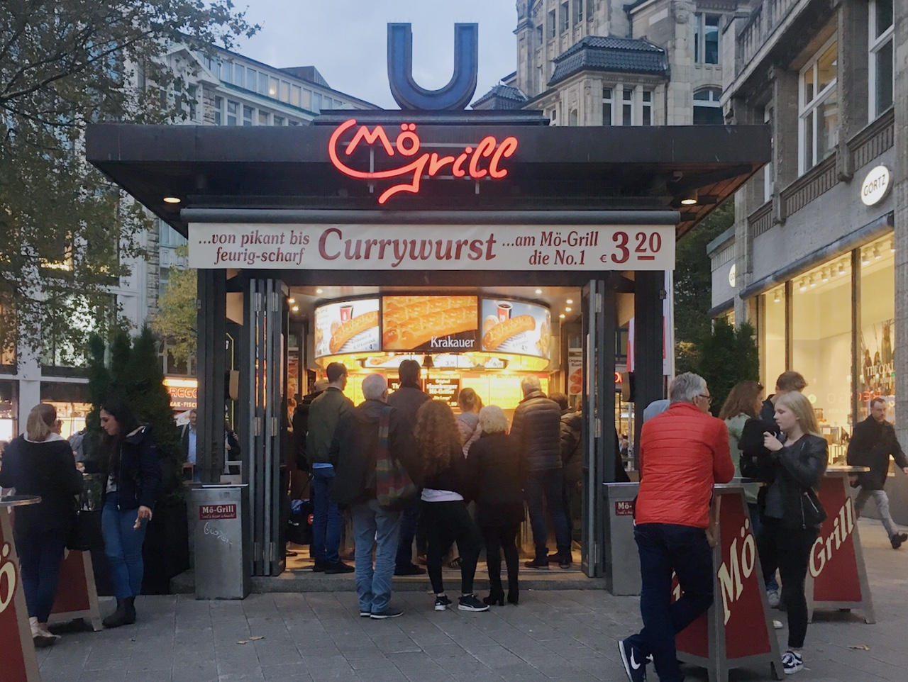 Mo-Grill - Best places to eat in Hamburg
