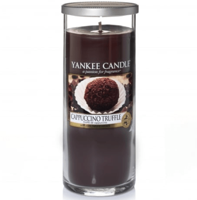 Yankee Candle Cappucino Truffle, Christmas gifts for coffee lovers