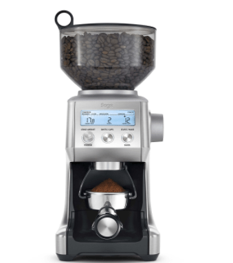 Sage by Heston Blumenthal Smart Grinder Pro, Christmas gifts for coffee lovers