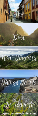 The best non-touristy things to do in Tenerife - the largest of all Canary Islands.
