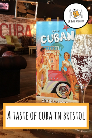 If you're looking for Bristol restaurants worth visiting, try out The Cuban restaurant in Harbourside for a taste of Cuba in Bristol. Featuring traditional Cuban food, steaks, burgers and, of course, lots of rum and mojitos! #cubanfood #bristol #bristolfood #bristolrestaurants #thecuban #thecubanbristol #socialight #ad