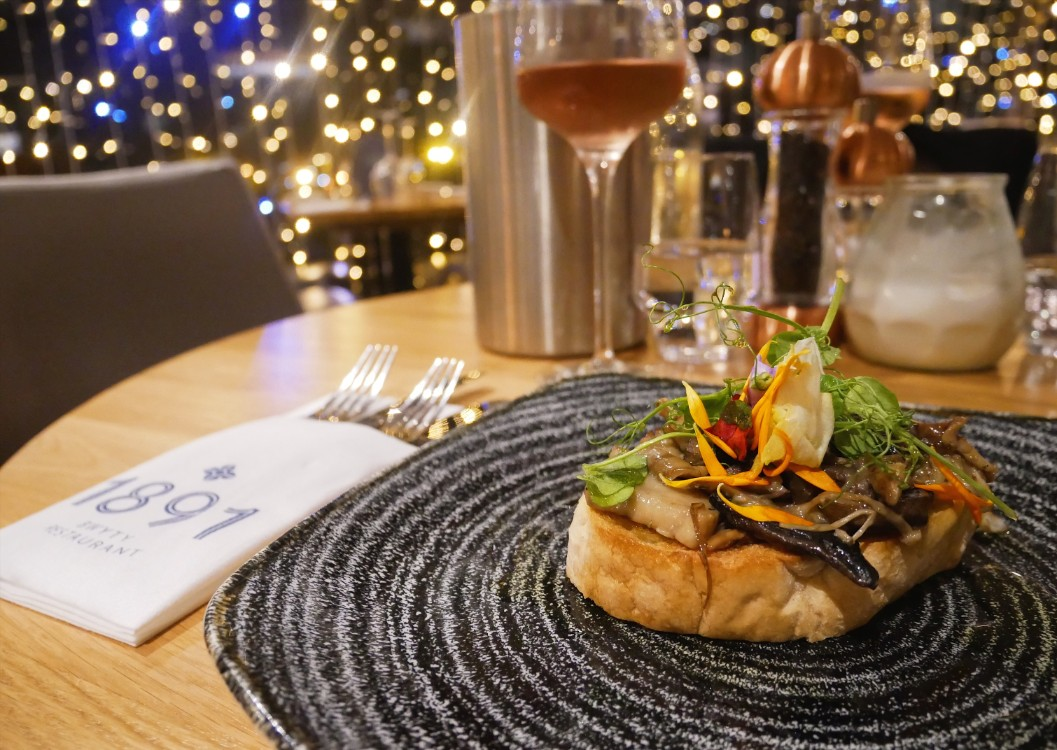 Coastal Dining in North East Wales