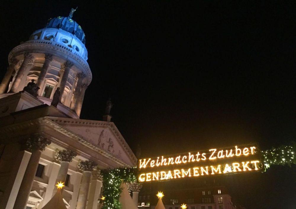 Berlin Xmas Market