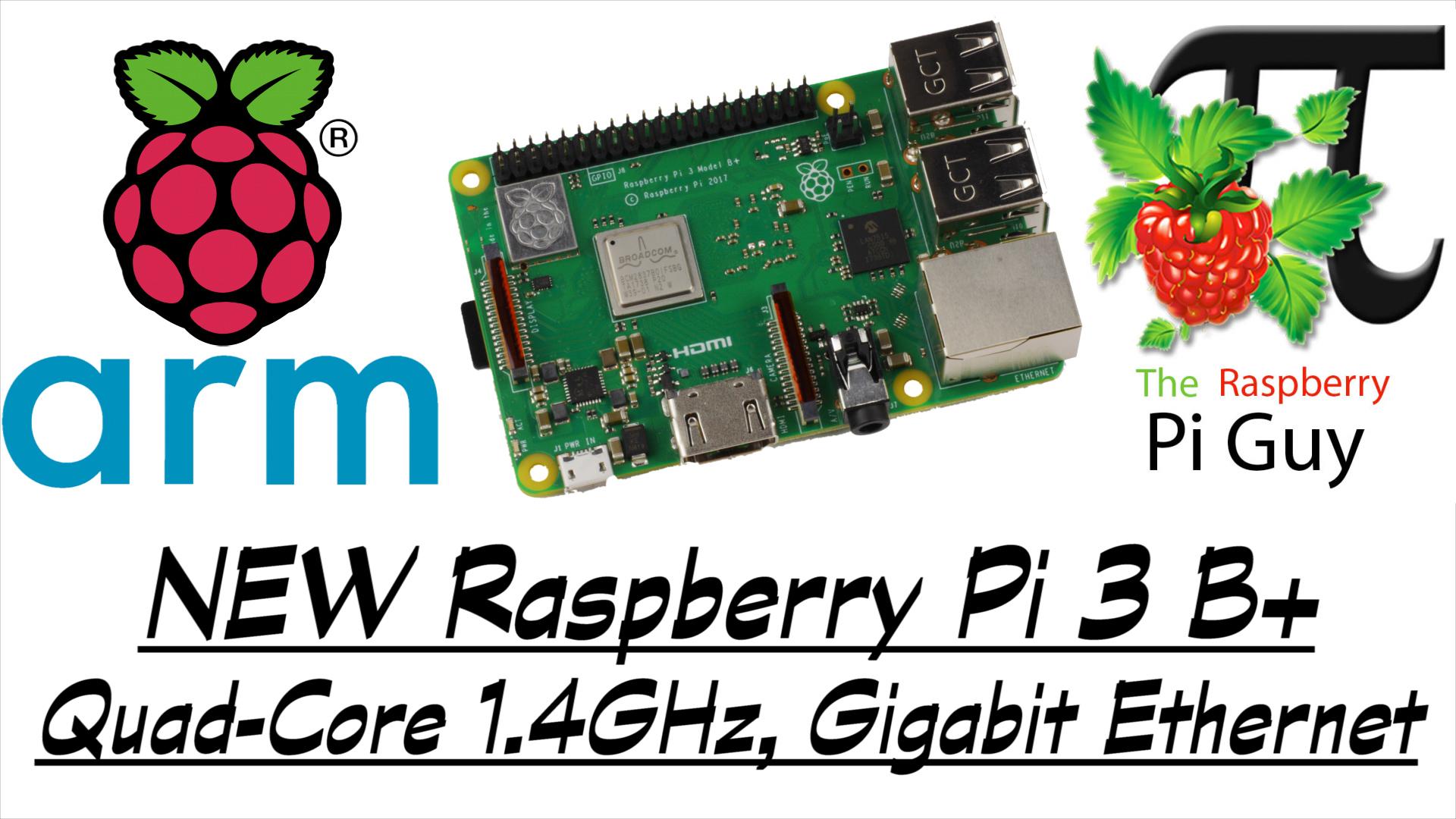 hight resolution of today is the 14th march 2018 pi day and to celebrate this the raspberry pi foundation has just launched their latest product the raspberry pi 3 model b