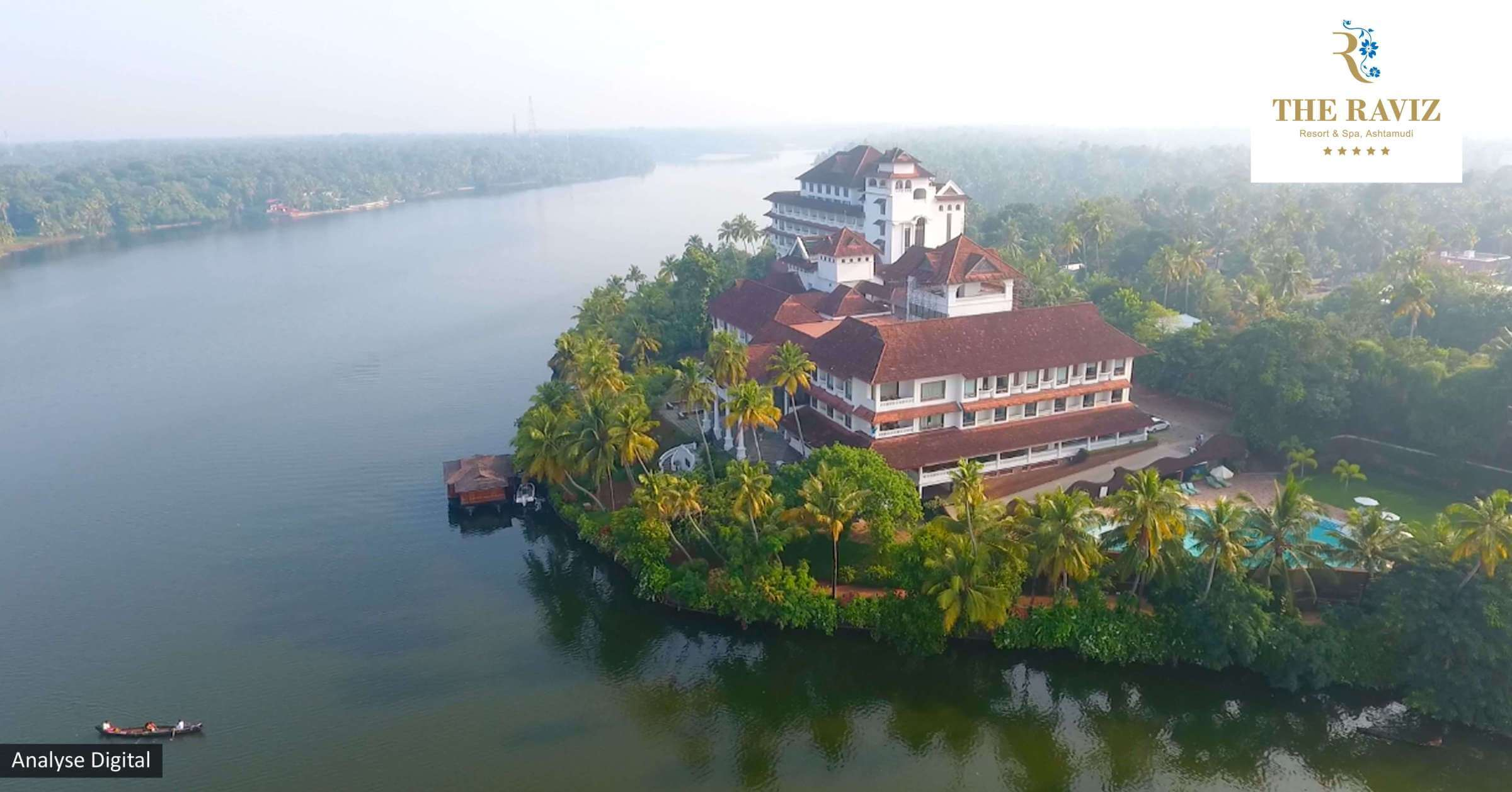 Best resorts in kerala - the Raviz