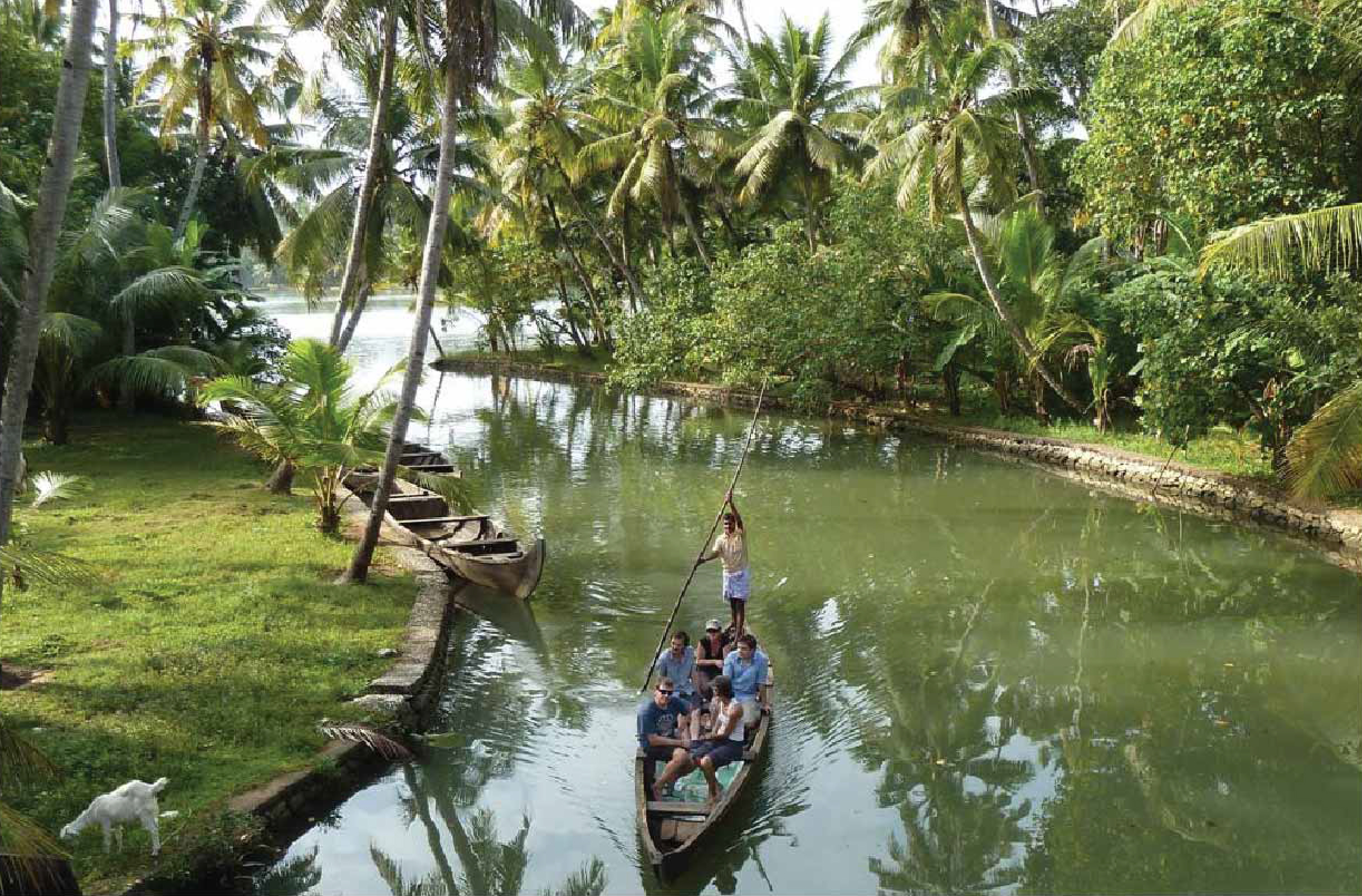 MUNROE ISLAND - Places to Visit in Kerala