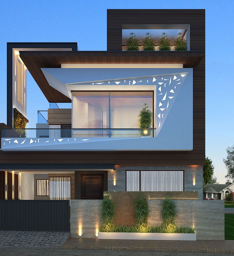 Arsitek Rumah Minimalis di Bojong Sari Depok