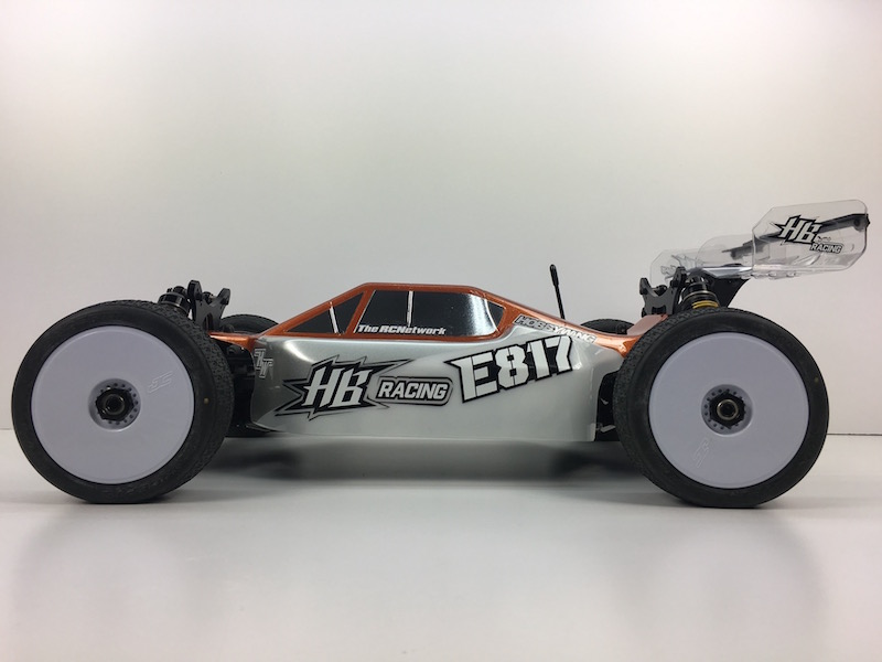 HB Racing E817 Reveal-full-side