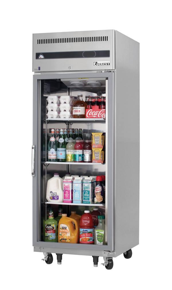 Everest Refrigeration ESGR1 onesection ReachIn