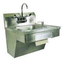 John Boos PBHS-ADA-P-STD Hand Sink ADA compliant, wall ...