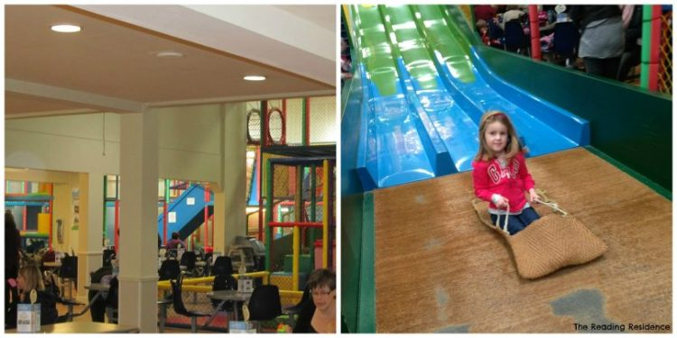 Hatton indoor soft play