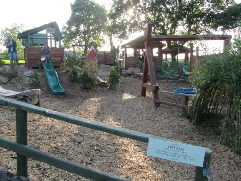 Bluestone Play Area 1