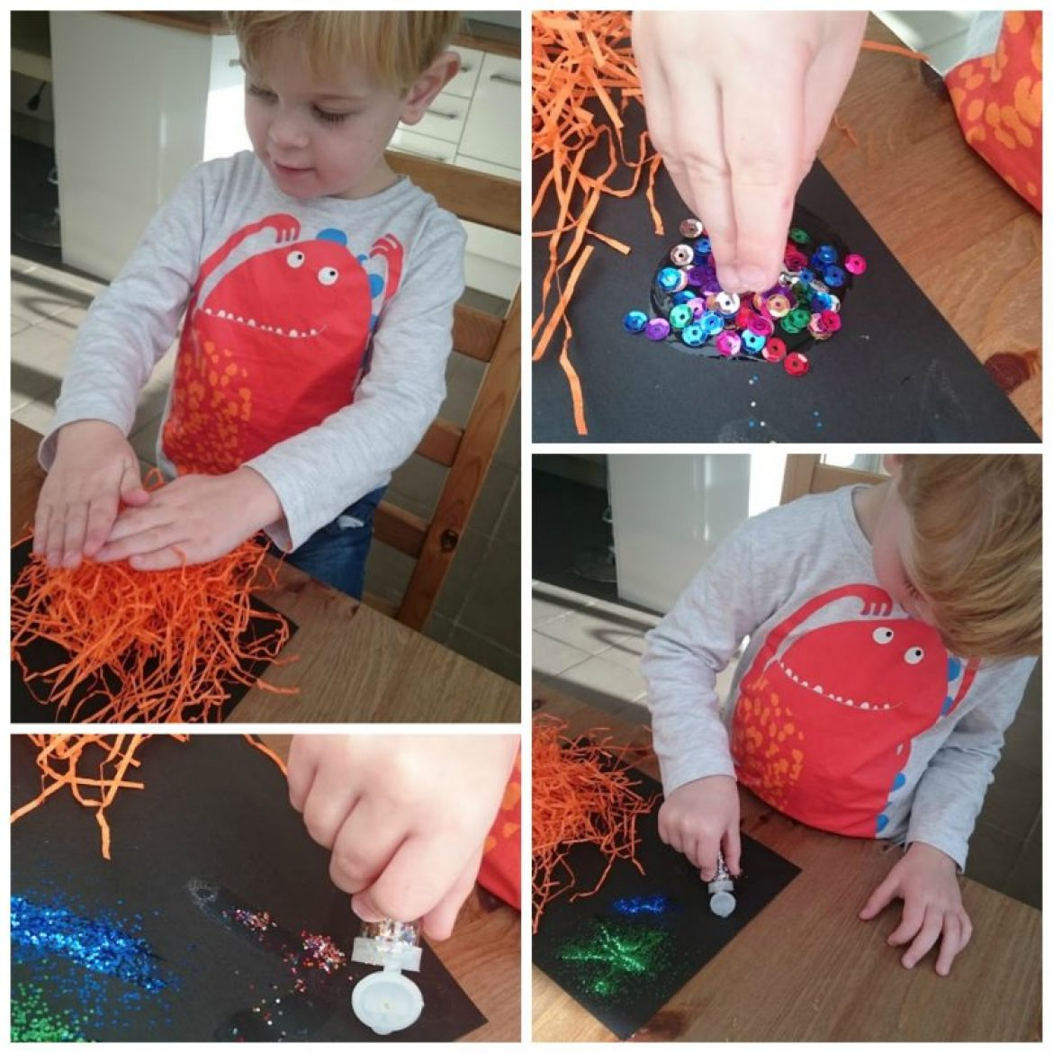 Bonfire Night Crafting Activity