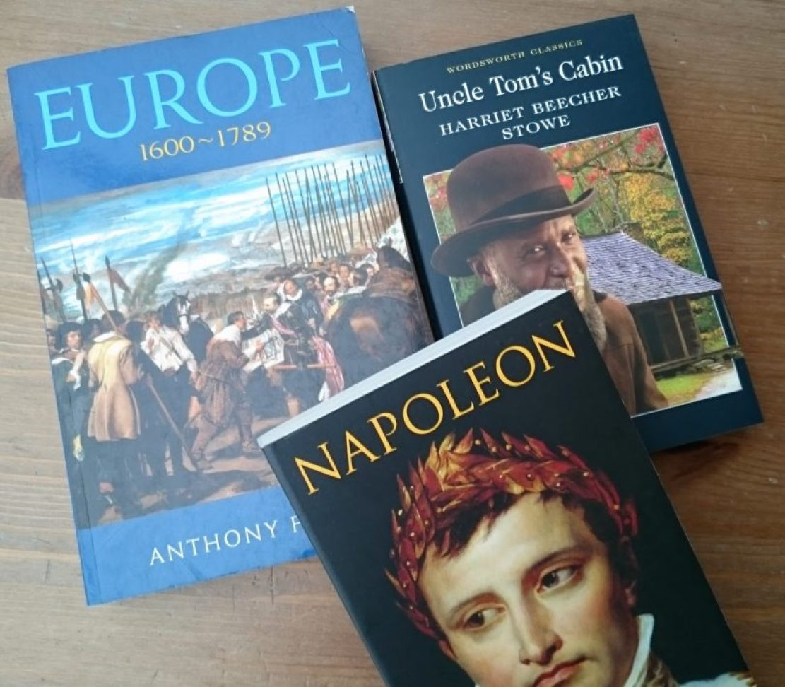 history book bargains