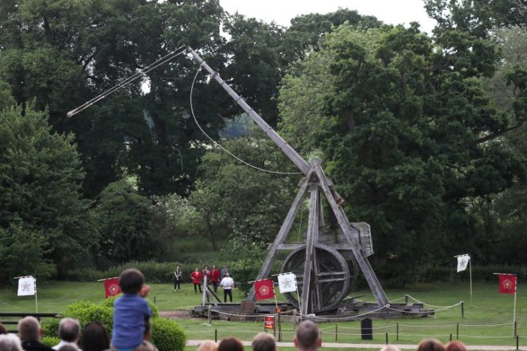 The Mighty Trebuchet