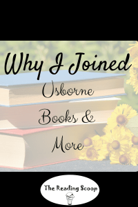 Why I Joined Usborne Books & More