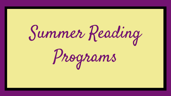Summer Reading Programs with Usborne