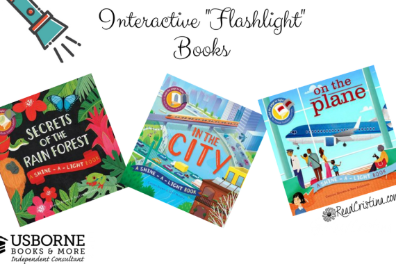 "Interactive ""Flaslight"" Books"