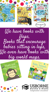All Kinds of Usborne Books & More