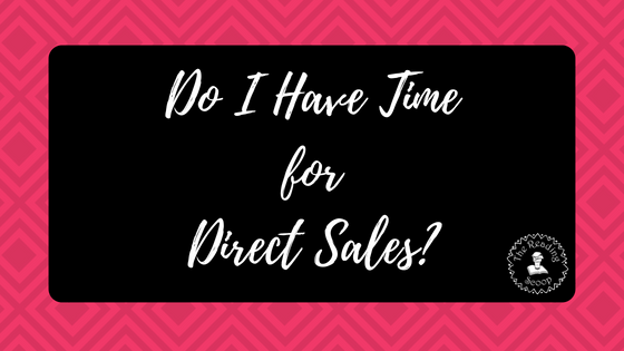 Time for Direct Sales