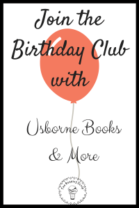 Birthday Club with Usborne Books & More