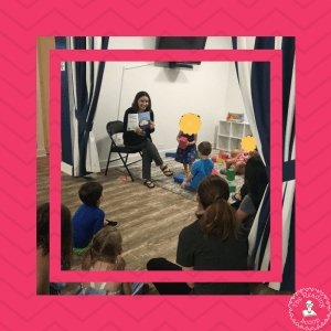 Local Storytime at Chloe's Closet