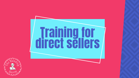 Training for Direct Sellers