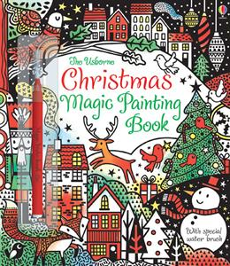 Usborne Christmas Painting